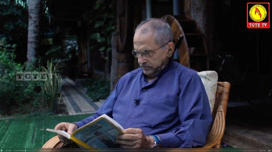 Former East Timor President and Nobel Laureate Jose Ramos-Horta I Mullivaikal Memorial Lecture 2020
