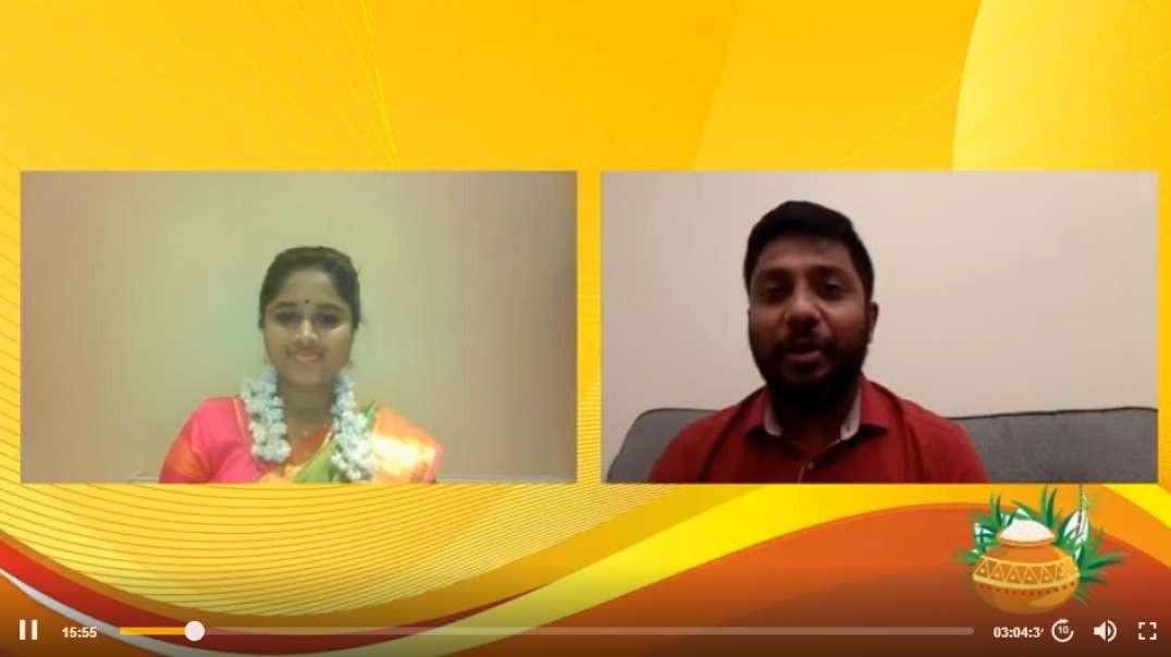 Thamilar Thirunaal Pongal I Tamil Heritage Festival - தமிழர் பண்பாட்டை கொண்டாடுவோம் I 2021 I Part 2