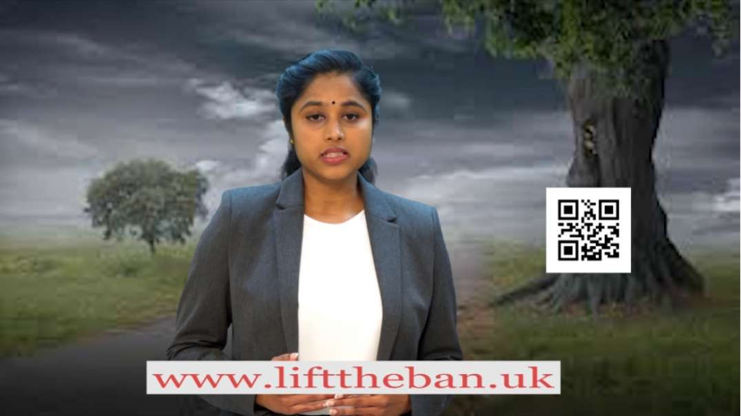 Lift the Ban on the LTTE in the UK.!