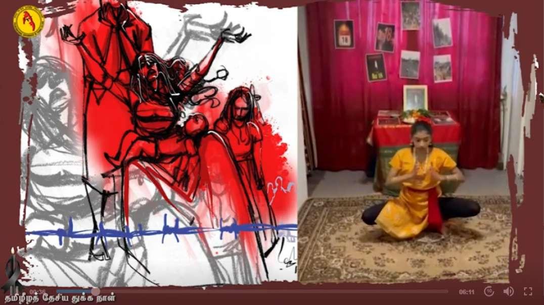 MAY 18 - MULLIVAIKKAL I DANCE  I தமிழீழத் தேசிய துக்க நாள் I செல்வி.அருளினி கண்ணன்