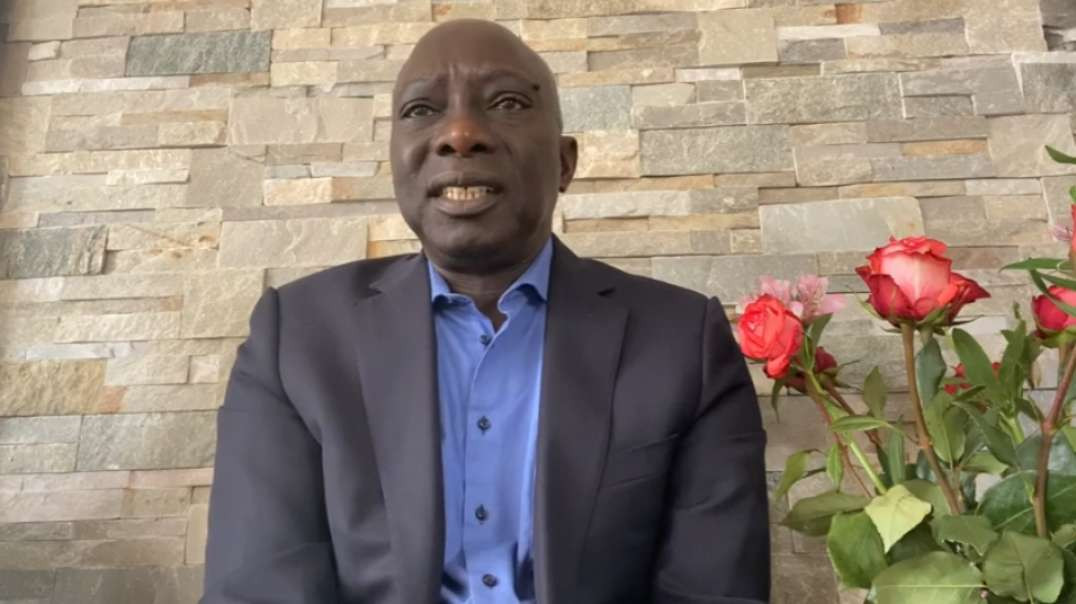 H.E. Mr. Adama Dieng -  Lecture Virtual, 18 May 2021 - TGTE